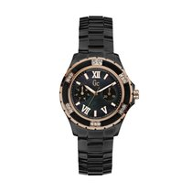 GC X69118l2S Ladies Sport Class XL-S Glam Ceramic Watch