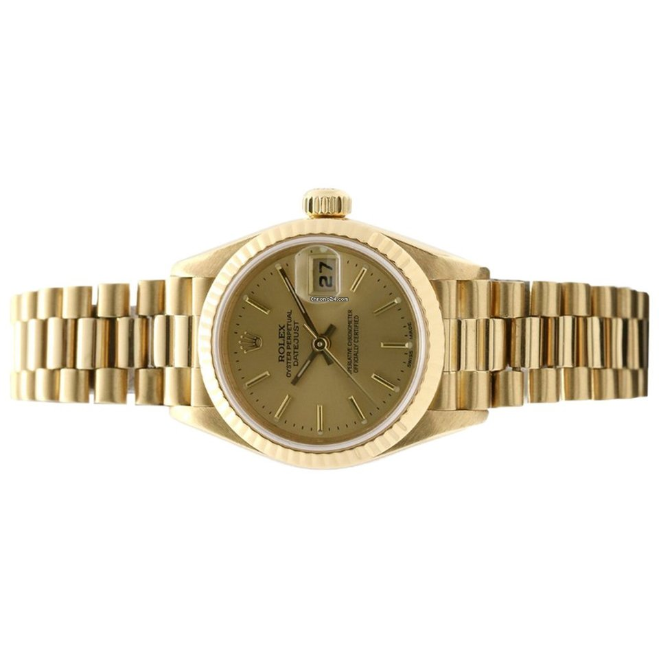 Rolex Lady-Datejust 79178 pre-owned