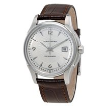 Hamilton Jazzmaster Viewmatic Leather Strap Men's Watch H32515555