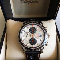 Chopard Grand Prix de Monaco Historique Aço Branco Romanos