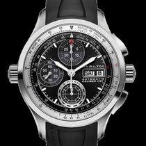 汉米尔顿 Khaki Aviation X-Patrol Auto Chrono Men's Automatic Watch...