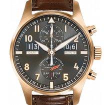 IWC Pilots Watches Spitfire Perpetual Calendar Digital Date-Month