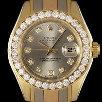 Rolex Pearlmaster Datejust Tridor 80298