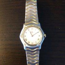Ebel Sport 1057901 Gut Gold/Stahl 23mm Quarz Schweiz, Au
