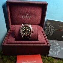 Tudor 41mm Heritage Black Bay Red, UNGETRAGEN, Referenz 79230R