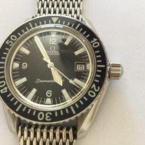 Omega Seamaster 300 pre-owned Steel