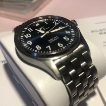 IWC IW327016 Steel 2018 Pilot Mark 40mm pre-owned