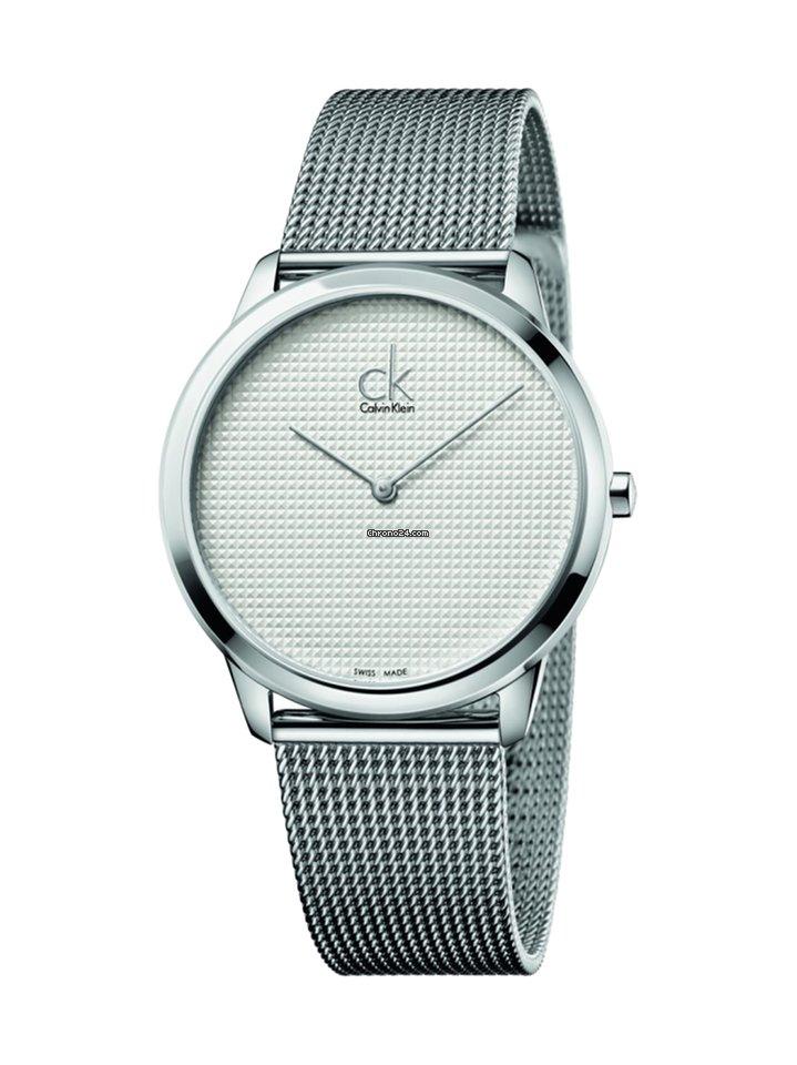 df852090f4a Preços de relógios ck Calvin Klein
