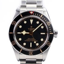 Tudor Black Bay Fifty-Eight Stahl 39mm Schwarz