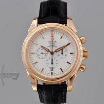 Omega De Ville Co-Axial Red gold 41mm Champagne