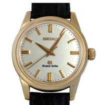 Seiko Yellow gold 37.5mm Manual winding SBGW008 new Singapore, SINGAPORE
