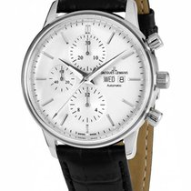 Jacques Lemans Steel 44mm Automatic N-208A new