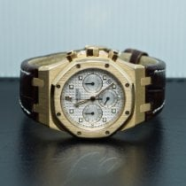 Audemars Piguet 26022OR.OO.D088CR.01 Roségold 2006 Royal Oak Chronograph 39mm gebraucht
