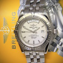 Breitling Headwind Steel 44mm Champagne No numerals United States of America, Florida, 33431