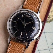 Jaeger-LeCoultre Steel 37mm Automatic pre-owned Singapore