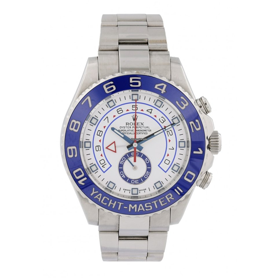 66755107f Rolex Yacht-Master II - all prices for Rolex Yacht-Master II watches on  Chrono24