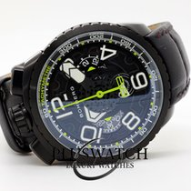 Bomberg Steel 47mm Automatic BS47CHAPBA pre-owned