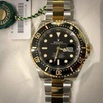 Rolex Sea-Dweller Gold/Steel 43mm Black No numerals Australia, Perth