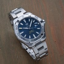 TAG Heuer Steel 43mm Automatic WAY2012.BA0927 new