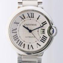 Cartier nuevo Automático 36mm Acero Cristal de zafiro