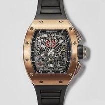 Richard Mille RM 011 Roségoud 50mm