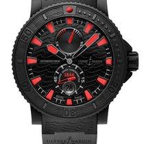 Ulysse Nardin Diver Black Sea Steel Black United States of America, Florida, North Miami Beach
