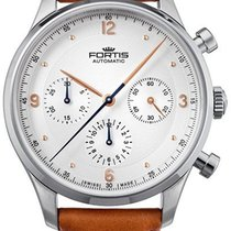 Fortis Steel 41mm Automatic 904.21.12 L28 new