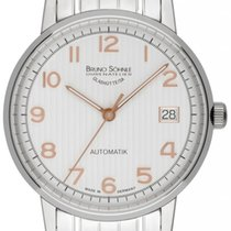 Bruno Söhnle Steel 36mm Automatic 17-12174-226 new