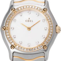 Ebel Wave 181930X 2000 pre-owned