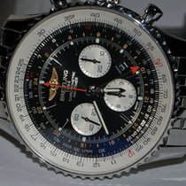 Breitling Navitimer GMT AB044121.BD24.443A pre-owned