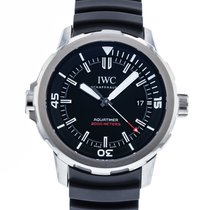 IWC Aquatimer Automatic 2000 pre-owned 42mm Black Rubber