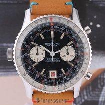 Breitling Navitimer usato 41mm Nero Cronografo Data Pelle