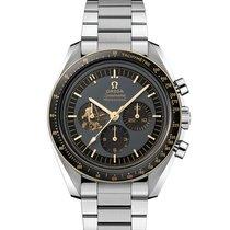 Omega 310.20.42.50.01.001 Stahl 2020 Speedmaster Professional Moonwatch 42mm neu