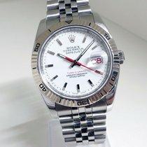Rolex Datejust Turn-O-Graph 36mm Weiß Deutschland, Bad Abbach