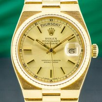 Rolex Day-Date Oysterquartz Yellow gold 35mm United States of America, Massachusetts, Boston