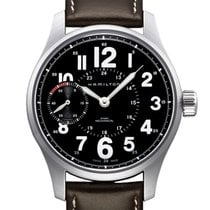Hamilton Khaki Officer Mechanical H69619533