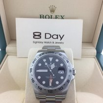 劳力士  (Rolex) 8DAYwatch-New 216570BK Explorer II STAINLESS...
