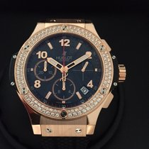 Hublot Big Bang Gold Diamonds