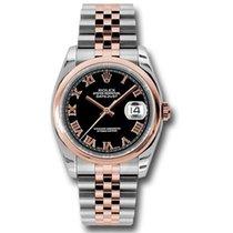 Rolex Datejust 116201 bkrj new