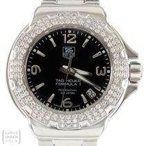 TAG Heuer Uhr Formula1 Lady Diamonds Ref. WAC1214