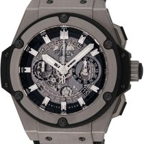 Hublot : King Power Unico :  701.NX.0170.RX :  Titanium