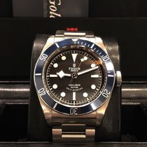 Tudor Heritage Black Bay Blue Steel Bracelet