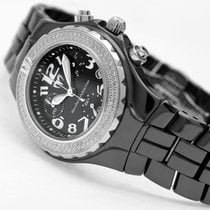 Technomarine TechnoDiamond Cerâmica 39,5mm Preto Árabes
