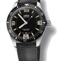 Oris Divers Sixty Five Steel 40mm United States of America, New Jersey, Cherry Hill