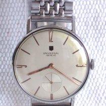 Universal Genève Vintage 50's Beautiful steel