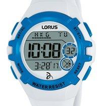 Lorus Plastic Quartz Blue 38mm new