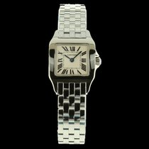 Cartier Santos Demoiselle neu 20mm Stahl