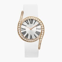 Piaget Limelight Rose gold 32mm Silver Roman numerals United States of America, New York, New York