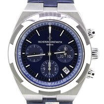 Vacheron Constantin Overseas Chronograph Blue - Watch Only