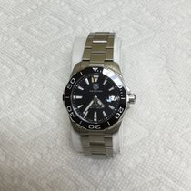 TAG Heuer Aquaracer 300M Steel 43mm Black No numerals United States of America, New Jersey, wayne